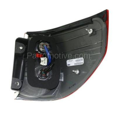 Aftermarket Auto Parts - TLT-1300LC CAPA 06-10 Sienna Taillight Taillamp Rear Brake Outer Light Lamp Driver Side LH - Image 3