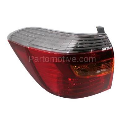 Aftermarket Auto Parts - TLT-1423LC CAPA 08-10 Highlander Sport Taillight Taillamp Rear Brake Light Lamp Driver Side - Image 2