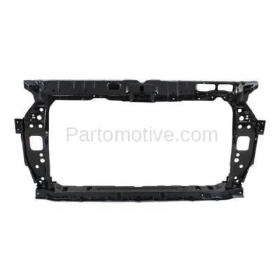 Aftermarket Replacement - RSP-1387 2012-2014 Hyundai Accent (GL, GLS, GS, L, SE) Hatchback & Sedan (1.6L) Front Radiator Support Core Assembly Primed Steel - Image 1