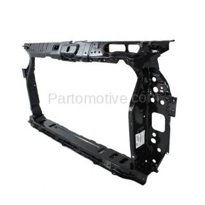 Aftermarket Replacement - RSP-1387 2012-2014 Hyundai Accent (GL, GLS, GS, L, SE) Hatchback & Sedan (1.6L) Front Radiator Support Core Assembly Primed Steel - Image 2