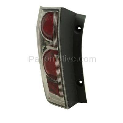 Aftermarket Auto Parts - TLT-1220LC CAPA 06-08 Honda Pilot Taillight Taillamp Rear Brake Light Lamp Driver Side LH - Image 2