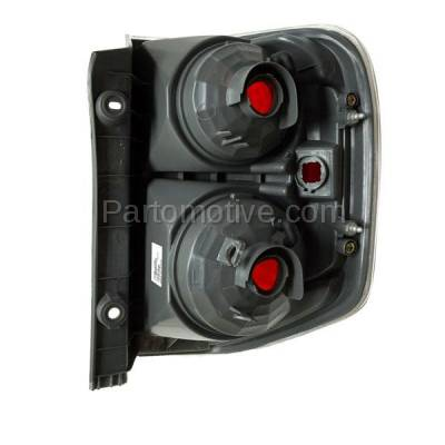 Aftermarket Auto Parts - TLT-1220LC CAPA 06-08 Honda Pilot Taillight Taillamp Rear Brake Light Lamp Driver Side LH - Image 3
