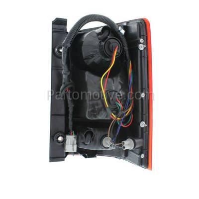 Aftermarket Auto Parts - TLT-1417LC CAPA 09-13 Honda Pilot Taillight Taillamp Rear Brake Light Lamp Driver Side LH - Image 3