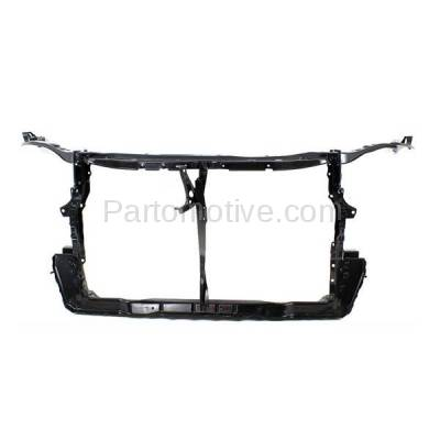 Aftermarket Replacement - RSP-1736 2012-2014 Toyota Camry (Hybrid, L, LE, SE, XLE) Sedan 4-Door (2.5 & 3.5 Liter) Front Center Radiator Support Core Assembly Primed Steel - Image 1