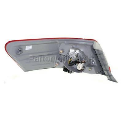 Aftermarket Auto Parts - TLT-1657RC CAPA 10-11 Camry Hybrid Taillight Taillamp Rear Brake Light Lamp Passenger Side - Image 3