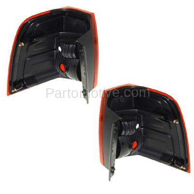 Aftermarket Auto Parts - TLT-1348LC & TLT-1348RC CAPA 07-13 Expedition Taillight Taillamp Brake Light Lamp Left & Right Set PAIR - Image 3