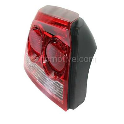 Aftermarket Auto Parts - TLT-1599LC CAPA 09-10 Dodge Charger Taillight Taillamp Rear Brake Light Lamp Driver Side LH - Image 2