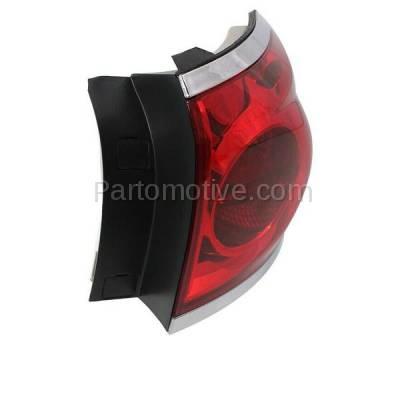 Aftermarket Auto Parts - TLT-1607RC CAPA 08-12 Enclave Taillight Taillamp Rear Brake Light Lamp Passenger Side RH R - Image 2