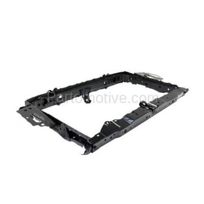 Aftermarket Replacement - RSP-1788 2015-2018 Toyota RAV4 (2.5 Liter Engine) (Models Made In North America) Front Center Radiator Support Core Assembly Primed Made of Steel - Image 2
