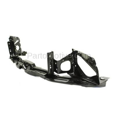 Aftermarket Replacement - RSP-1208 2005-2009 Ford Mustang (Convertible & Coupe 2-Door) V6/V8 Front Center Radiator Support Core Assembly Primed Made of Steel - Image 3