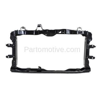 Aftermarket Replacement - RSP-1368 2015-2017 Honda Fit (DX, EX, EX-L, LX, SE) Hatchback (1.5L) (Models Made in Mexico) Front Radiator Support Assembly Primed Steel - Image 1