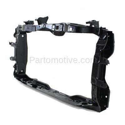 Aftermarket Replacement - RSP-1368 2015-2017 Honda Fit (DX, EX, EX-L, LX, SE) Hatchback (1.5L) (Models Made in Mexico) Front Radiator Support Assembly Primed Steel - Image 2