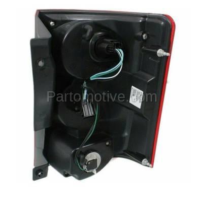 Aftermarket Auto Parts - TLT-1597LC CAPA 11-13 GR. Caravan Taillight Taillamp LED Brake Light Lamp Driver Side LH - Image 3