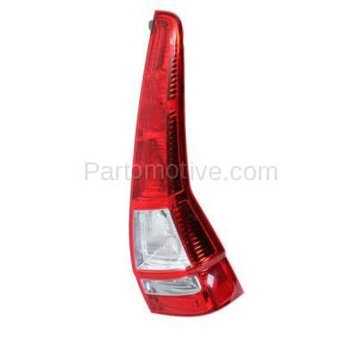 Aftermarket Auto Parts - TLT-1420RC CAPA 07-11 Honda CR-V CRV Taillight Taillamp Brake Light Lamp Passenger Side RH - Image 2