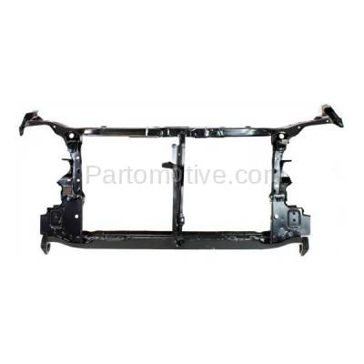 Aftermarket Replacement - RSP-1766 2003-2008 Toyota Matrix (Base, XR, XRS) Wagon 4-Door (1.8 Liter Engine) Front Center Radiator Support Core Assembly Primed Made of Steel - Image 1