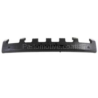 Aftermarket Replacement - ABS-1387F 03-04 Corolla Sedan Front Bumper Face Bar Impact Absorber TO1070127 5261102070 - Image 1