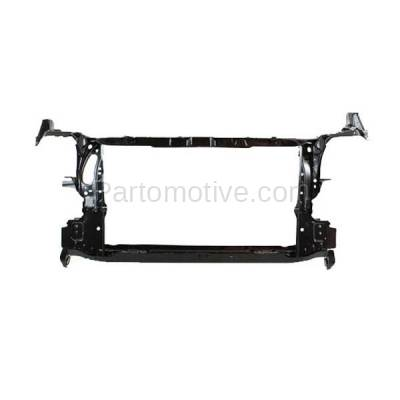 Aftermarket Replacement - RSP-1331 2003-2008 Pontiac Vibe (Base, GT) Wagon 4-Door (1.8 Liter Engine) Front Center Radiator Support Core Assembly Primed Made of Steel - Image 1