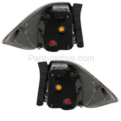Aftermarket Auto Parts - TLT-1423LC & TLT-1423RC CAPA 08-10 Highlander Sport Taillight Taillamp Brake Light Lamp Left & Right Set - Image 3