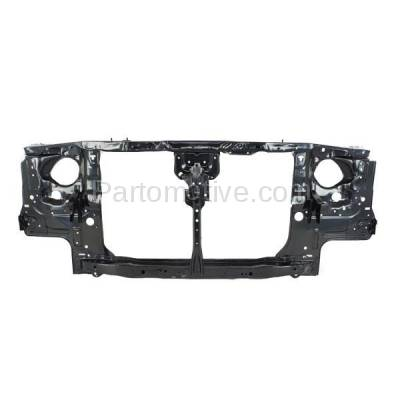 Aftermarket Replacement - RSP-1656 2000-2001 Nissan Xterra (SE, XE) Sport Utility 4-Door (2.4 & 3.3 Liter Engine) Front Center Radiator Support Core Assembly Made of Steel - Image 1