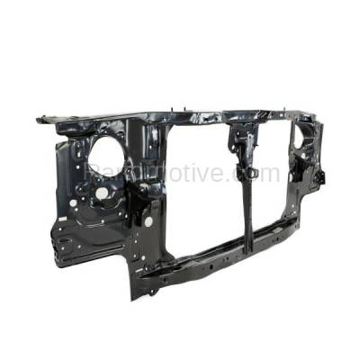 Aftermarket Replacement - RSP-1656 2000-2001 Nissan Xterra (SE, XE) Sport Utility 4-Door (2.4 & 3.3 Liter Engine) Front Center Radiator Support Core Assembly Made of Steel - Image 2