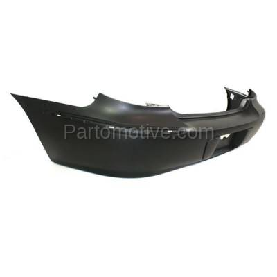 Aftermarket Replacement - BUC-2045RC CAPA 05-09 LaCrosse Rear Bumper Cover Assy w/o Sensor Holes GM1100708 19120176 - Image 2