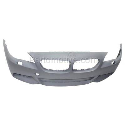 Aftermarket Replacement - BUC-1155FC CAPA 11-14 5-Series Front Bumper Cover Assy w/ M Package BM1000254 51118048670 - Image 3
