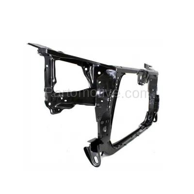 Aftermarket Replacement - RSP-1793 1998-2003 Toyota Sienna (CE, LE, XLE) Van (3.0 Liter V6 Engine) Front Center Radiator Support Core Assembly Primed Made of Steel - Image 2