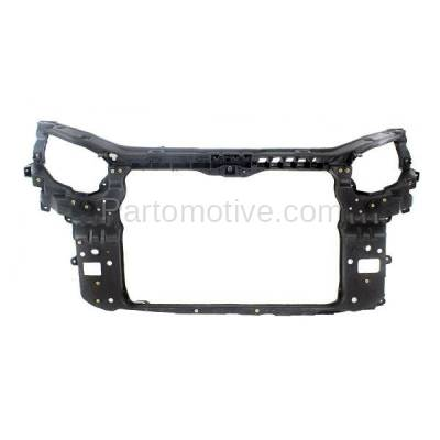 Aftermarket Replacement - RSP-1444 2011-2013 Kia Sorento (Base, EX, EX Luxury, LX, SX) (2.4 & 3.5 Liter Engine) Front Center Radiator Support Core Assembly Primed Plastic - Image 1