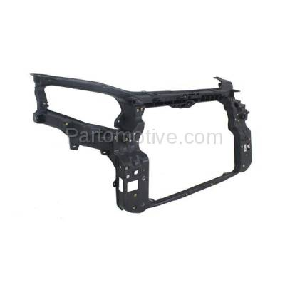 Aftermarket Replacement - RSP-1444 2011-2013 Kia Sorento (Base, EX, EX Luxury, LX, SX) (2.4 & 3.5 Liter Engine) Front Center Radiator Support Core Assembly Primed Plastic - Image 2
