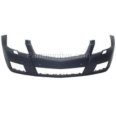 Aftermarket Replacement - BUC-2803FC CAPA 10-12 GLK-350 Front Bumper Cover Assy w/o AMG Styling MB1000364 2048804540 - Image 1