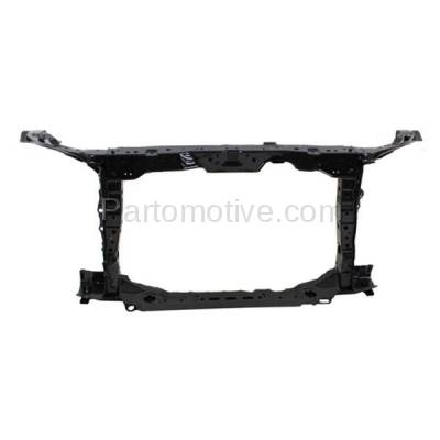 Aftermarket Replacement - RSP-1352 2013-2015 Honda Civic (Sedan 4-Door) (1.8 & 2.4 Liter Engine) Front Center Radiator Support Core Assembly Primed Made of Steel - Image 1