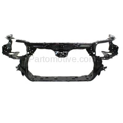 Aftermarket Replacement - RSP-1008 2006-2008 Acura TSX 2.4L (Sedan 4-Door) (2.4 Liter Engine) Front Center Radiator Support Core Assembly Primed Made of Steel - Image 1
