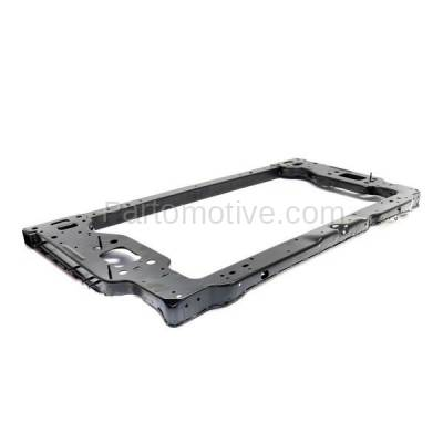 Aftermarket Replacement - RSP-1072 2015-2017 Chrysler 200 (C, Limited, LX, S) Sedan (2.4 & 3.6 Liter) Front Center Radiator Support Core Assembly Primed Made of Steel - Image 2