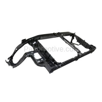 Aftermarket Replacement - RSP-1411 2011-2014 Hyundai Sonata (2.0T, Limited, SE) Sedan (2.0 Liter Turbocharged Engine) Front Center Radiator Support Core Assembly Primed Steel - Image 2