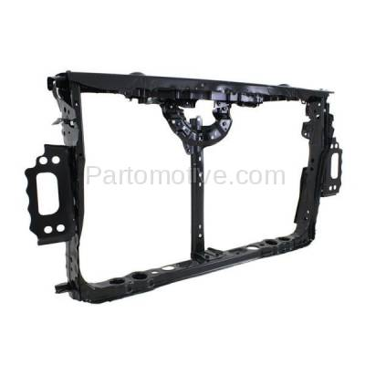 Aftermarket Replacement - RSP-1457 2011-2017 Lexus CT200h (Base, F Sport) Hatchback (without Upper Tie Bar) Front Center Radiator Support Core Assembly Primed Made of Steel - Image 3