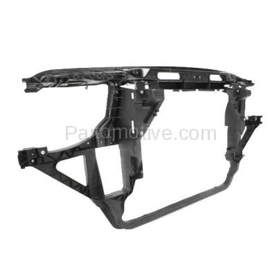 Aftermarket Replacement - RSP-1058 2004-2010 BMW X3 (2.5i, 3.0i, xDrive28i, xDrive30i) E83 (2.5 & 3.0 Liter Engine) Front Center Radiator Support Core Assembly Primed Made of Plastic - Image 2