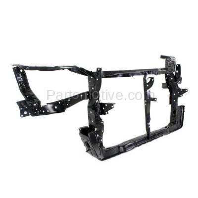 Aftermarket Replacement - RSP-1817 2009-2016 Toyota Venza (AWD, AWD V6, Base, LE, Limited, V6, XLE) Front Center Radiator Support Core Assembly Primed Steel - Image 2