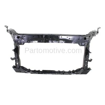 Aftermarket Replacement - RSP-1346 2010-2011 Honda Accord Crosstour & 2012-2015 Crosstour (EX, EX-L) Hatchback (2.4L & 3.5L) Front Radiator Support Assembly Steel - Image 1