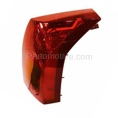 Aftermarket Auto Parts - TLT-1213RC CAPA 04-07 Cadillac CTS Taillight Taillamp Rear Brake Light Lamp Passenger Side - Image 2