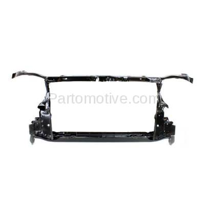 Aftermarket Replacement - RSP-1743 2003-2008 Toyota Corolla (CE, LE, S, Sport, XRS) 1.8L (Without Hood Latch) Front Center Radiator Support Core Assembly Primed Steel - Image 1
