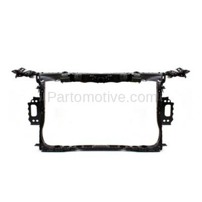 Aftermarket Replacement - RSP-1780 2010-2012 Toyota Prius & 2012 Prius Plug-In (Base, Two, Three, Four, Five) 1.8L Front Center Radiator Support Core Assembly Primed Steel - Image 1
