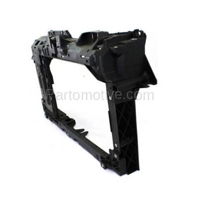 Aftermarket Replacement - RSP-1192 2011-2018 Ford Fiesta (S, SE, SEL, SES, Titanium) 1.6L (Hatchback & Sedan) Front Center Radiator Support Core Assembly Primed Plastic - Image 2