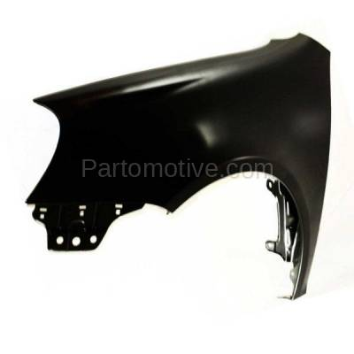 Aftermarket Replacement - FDR-1588LC CAPA 06-09 Rabbit & GTI Front Fender Quarter Panel Driver VW1240137 1K6821021A - Image 2