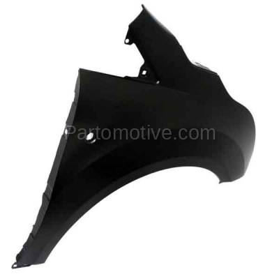 Aftermarket Replacement - FDR-1776R 2014-2019 Ford Transit Connect (1.6L & 2.0L & 2.5L) Front Fender Quarter Panel (with Turn Signal Light & Molding Holes)  Right Passenger Side - Image 3