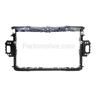 Aftermarket Replacement - RSP-1668 2008-2015 Scion xB (Base Model) Wagon 4-Door (2.4 Liter Engine) Front Center Radiator Support Core Assembly Primed Made of Steel - Image 1