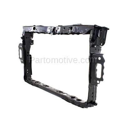 Aftermarket Replacement - RSP-1668 2008-2015 Scion xB (Base Model) Wagon 4-Door (2.4 Liter Engine) Front Center Radiator Support Core Assembly Primed Made of Steel - Image 2
