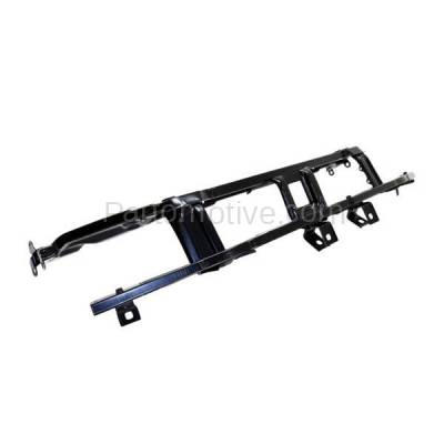 Aftermarket Replacement - RSP-1197 2008-2011 Ford Focus (Coupe & Hatchback & Sedan) Front Center Radiator Support Core Assembly Primed Made of Steel - Image 2