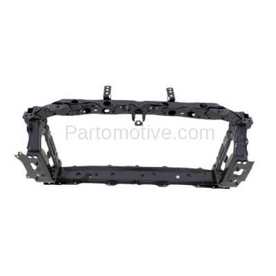 Aftermarket Replacement - RSP-1827 2012-2014 Toyota Yaris (CE, L, LE, SE) Hatchback 2/4-Door (1.5 Liter Engine) Front Center Radiator Support Core Assembly Primed Steel - Image 3