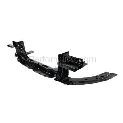 Aftermarket Replacement - RSP-1659 2012-2017 Land Rover Range Rover Evoque (2.0 Liter Engine) Front Center Radiator Support Core Assembly Primed Made of Steel - Image 3