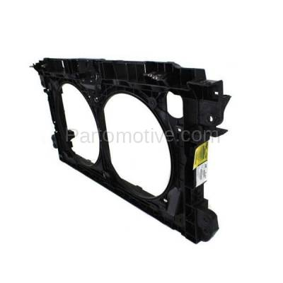 Aftermarket Replacement - RSP-1615 2009-2014 Nissan Maxima & 2010-2013 Altima (Base, Hybrid, S, SL, SR, SV) Front Radiator Support Core Assembly Primed Plastic - Image 2